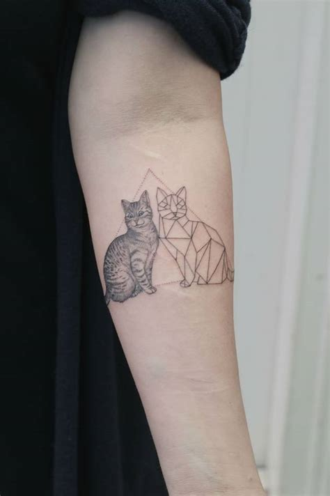 exceptional cat tattoo ideas   lovers
