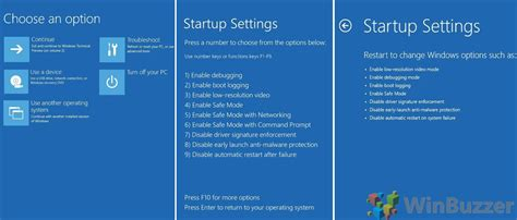 usb dvd windows 10 pro tip five ways to load the advanced startup