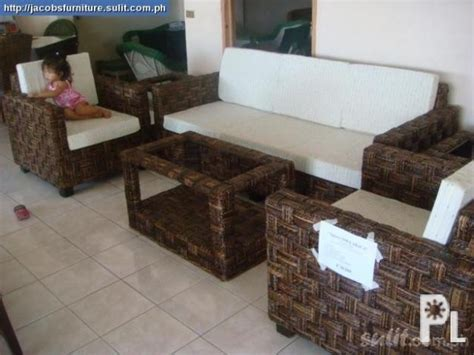 Living Room Furniture Philippines by Living Room Set Furniture Abaca Rattan For Sale In San