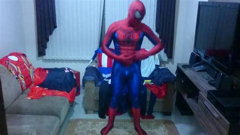 fantasia homem aranha spiderman cosplaynation com br youtube