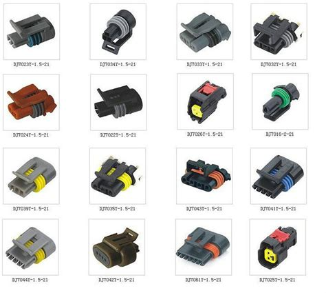 Automotive Male/female Terminal Connector China (mainland