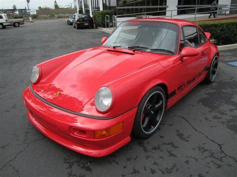 Porche Pics by 1989 Porsche 964 Overhaul 911 Design Porsche