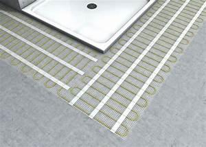 Elektrische Fußbodenheizung Als Vollheizung : blanke elotop elektrische fu bodenheizung ais ~ Markanthonyermac.com Haus und Dekorationen