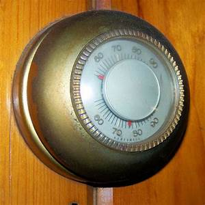 Old Thermostat Free Stock Photo