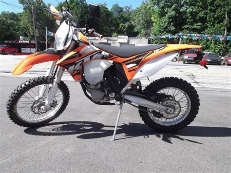 2013 Ktm 500 Exc Dual Sport For Sale On 2040motos