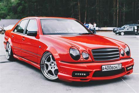 mercedes w210 tuning mercedes w210 e55 amg on 20 quot kleemann ts 6 wheels