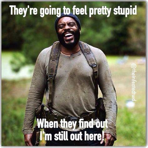 Tyreese Walking Dead Meme - tyrese the walking dead pinterest
