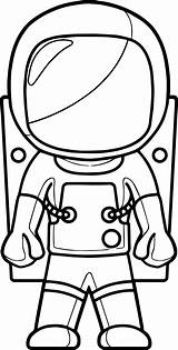 Astronaut Coloring Cartoon Printable Space Colouring Preschool Sheets Closed Moon Drawing Coloringbay Getdrawings Adults Nice Lego Earth Getcolorings Wecoloringpage Crafts sketch template