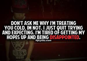 Disappointment Quotes Tumblr Include: disappointed | So ...