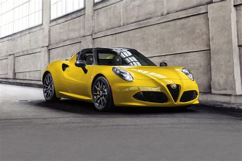Used 2015 Alfa Romeo 4c For Sale  Pricing & Features