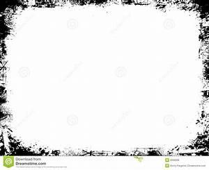 Grunge border stock vector. Illustration of grunge ...