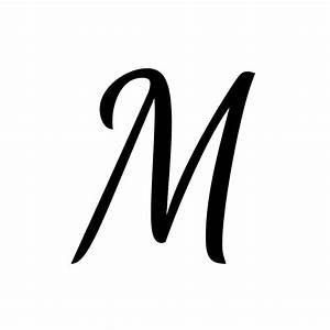 Cursive M - Dr. Odd