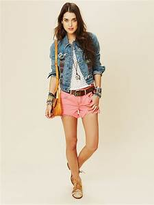 17 Best images about How to Wear Denim Jacket on Pinterest | Cropped denim jacket Denim jackets ...