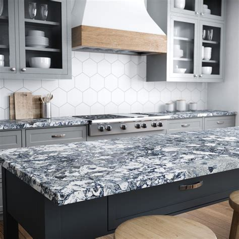 bold quartz countertop designs  cambria