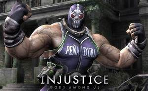 Luchador Bane - Injustice: Gods Among Us
