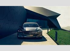 BMW Vision Future Luxury Car Wallpapers HD Wallpapers