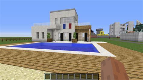 Modernes Haus Minecraft Command by Villa Minecraft By Intello01 On Deviantart