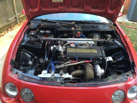 find   acura integra turbo red  door gsr