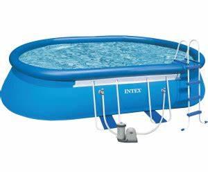 Frame Pool 366 : intex oval frame pool 366 x 610 x 122 cm mit kartuschenfilter 28194 ab 409 99 ~ Eleganceandgraceweddings.com Haus und Dekorationen