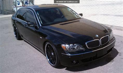 Bmw 750li 2007 For Sale
