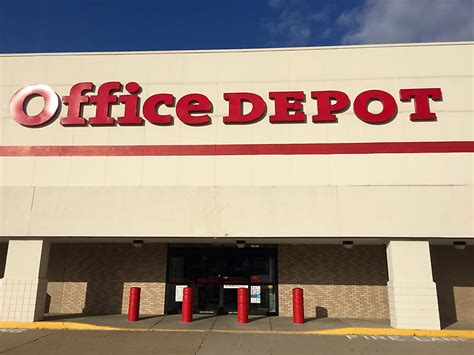 Office Depot Hours Parkersburg Wv office depot in parkersburg wv 4030 murdoch ave