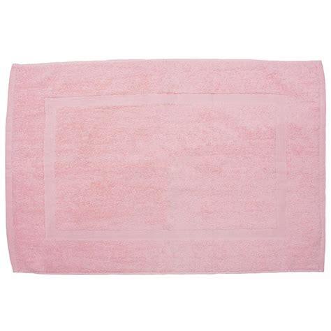 pink provence bath mat   home depot
