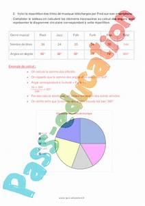 Diagrammes Circulaires - 6 U00e8me - R U00e9visions