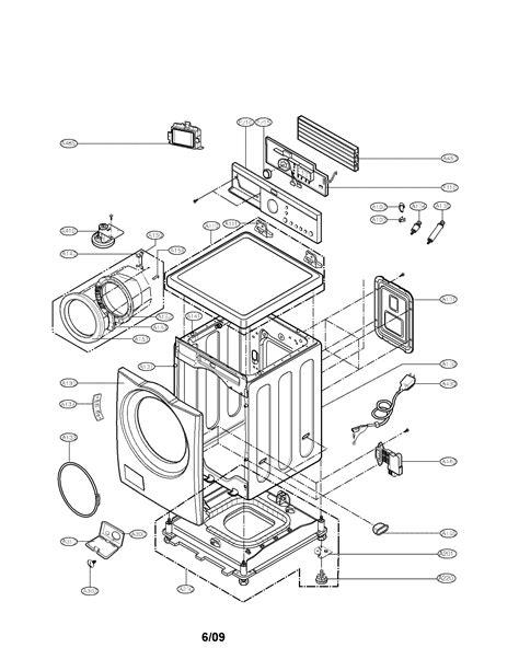 diagrams 1248781 lg tromm wiring diagram lg dle4801