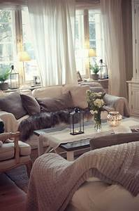 Neutral, Color, Pallet, For, Living, Room, That, Looks, Warm, Cozy