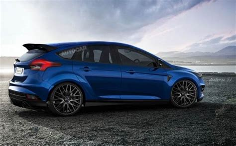 2020 Ford Focus St Review Release  Ford Specs Release