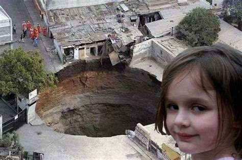 Disaster Girl Meme - my funny dave roth s daughter photos disaster girl growing up pictures