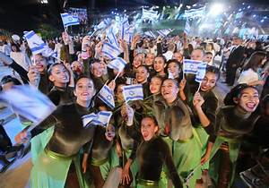 IN PICTURES: Israelis celebrate the Jewish State's 70th ...