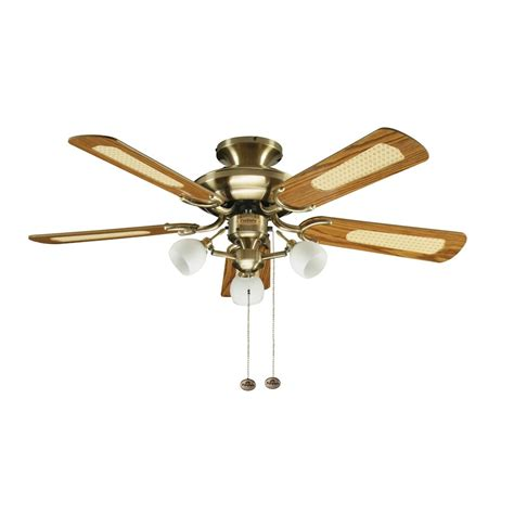 42 inch ceiling fan with light fantasia mayfair ceiling fan 42 inch antique brass with