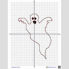 Graphing Worksheets  Four Quadrant Graphing Characters Worksheets