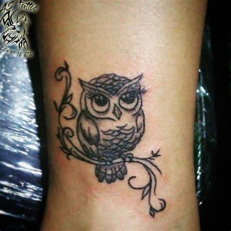 small owl tattoos ideas  pinterest colorful