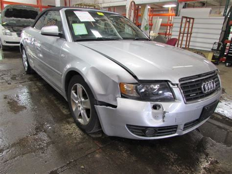 Parting Out 2004 Audi A4