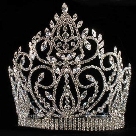 large rhinestone silver shiny quinceanera 72 best images about quince crowns on pageant