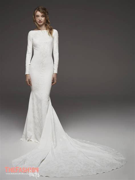 atelier pronovias  spring bridal collection