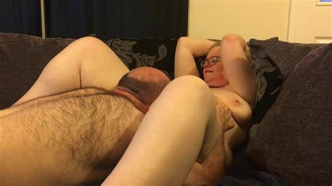 Blonde British Amateur Mrs T Gets Her Pussy Eaten Porn B7