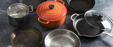 cookware pans own extras ons build pan cook ar prepackaged instead pick why