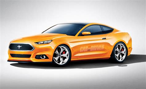 2015 Ford Mustang 25 Cars Worth Waiting For 20142017