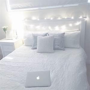 White Bed Sheet Tumblr
