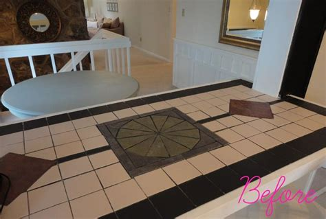 how to paint ceramic tile countertops painting tile countertops on a selection of the