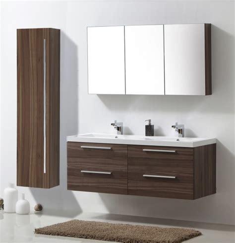 meuble de salle de bain r1442l armoire de toilette meuble mural vasque et meuble sous