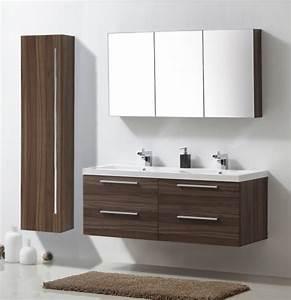 Meuble Mural Salle De Bain : meuble de salle de bain armoire de toilette meuble mural lavabo et meuble sous ebay ~ Teatrodelosmanantiales.com Idées de Décoration