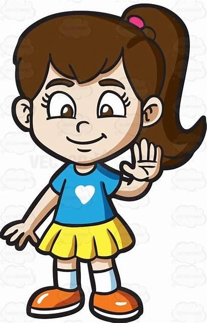 Cartoon Clipart Vector Friendly Vectortoons Clip Characters