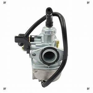 Motor 19mm Carburetor Pz19 Carb For Chinese 50 70 90 110