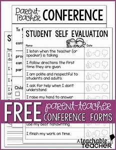 A Teachable Teacher: Parent-Teacher Conference Tips and ...