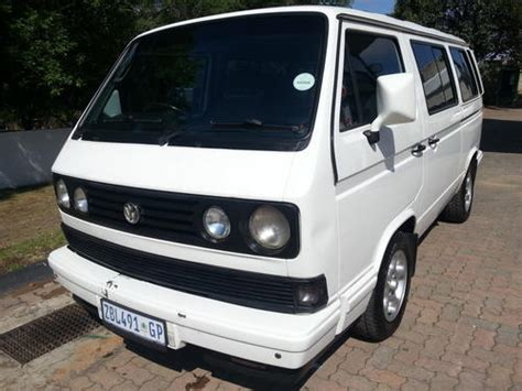 volkswagen vw microbus 2 6i exclusiv was listed for r95 000 00 on 29 nov at 16 32 by matanato