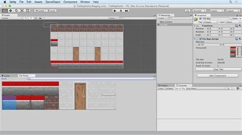 Tiled Map Editor Unity by Tutorials Unity 5 2d Building A Tile Map Editor 187 Daz3d